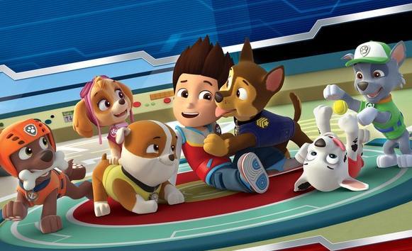 Скачать мультфильм щенячий патруль все серии.
