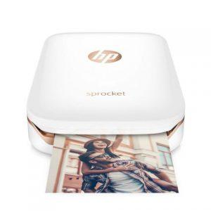 HP Sprocket карманный фото-принтер